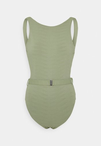 SEASIDE SOIREE MAILLOT - Plavky - thyme