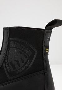 Blauer - Støvletter - black - 5