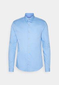Calvin Klein Tailored - LOGO STRETCH EXTRA SLIM - Formal shirt - navy - 0