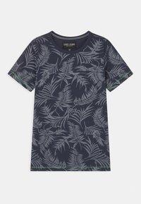 Cars Jeans - JUNEAU - Print T-shirt - navy - 0