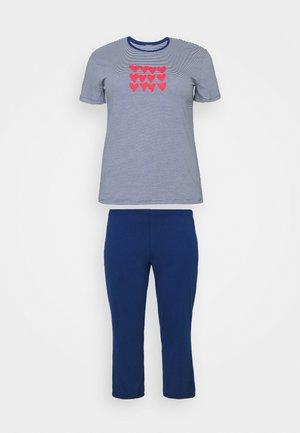 ANZUG SET - Pyjama set - blue