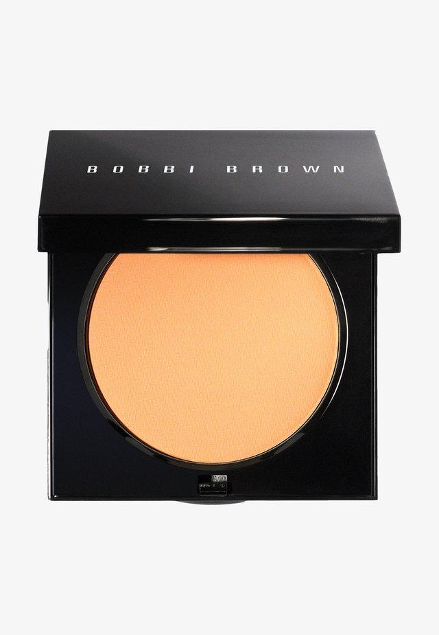 SHEER FINISH PRESSED POWDER - Pudder - golden orange