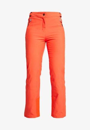 WOMAN PANT - Spodnie narciarskie - bitter