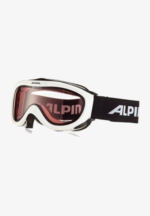 Ski goggles - white