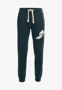 Superdry - Tracksuit bottoms - pine - 3