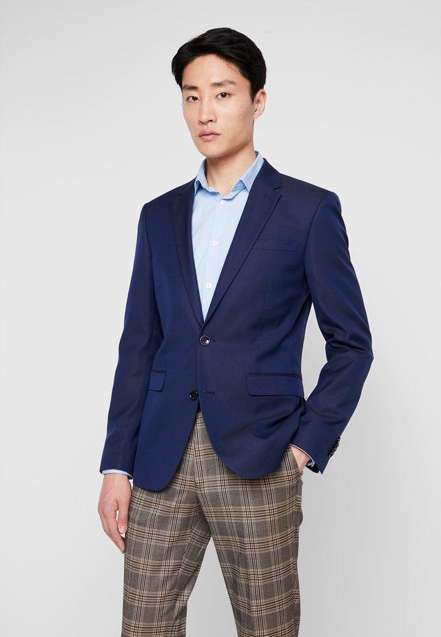 NUAMAURY - Blazer jacket - bleu