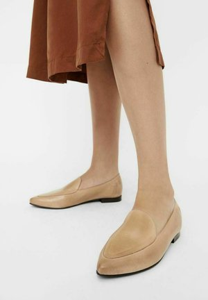 BIATRACY - Mocasines - brown, mottled beige