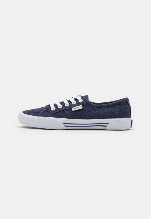 ABERLADY LACE - Trainers - navy