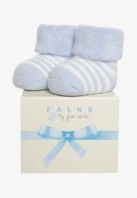FALKE - ERSTLINGSRINGEL - Socks - powder blue - 0