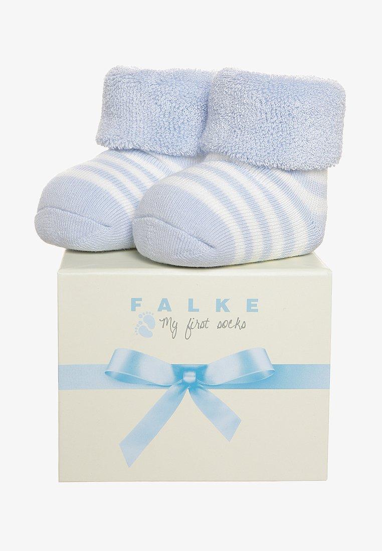 FALKE - ERSTLINGSRINGEL - Socks - powder blue