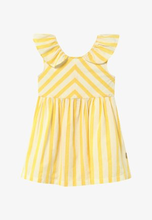 DORTHEA - Freizeitkleid - lemon drop