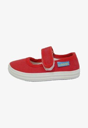 MERCEDITAS  - Zapatos de bebé - rojo