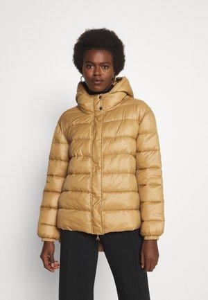 JACKET - Zimní kabát - organic beige