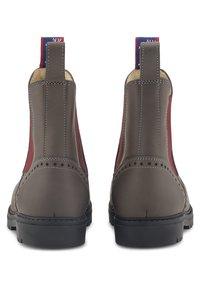 Blue Heeler - CONNER - Ankle boots - mittelgrau - 3