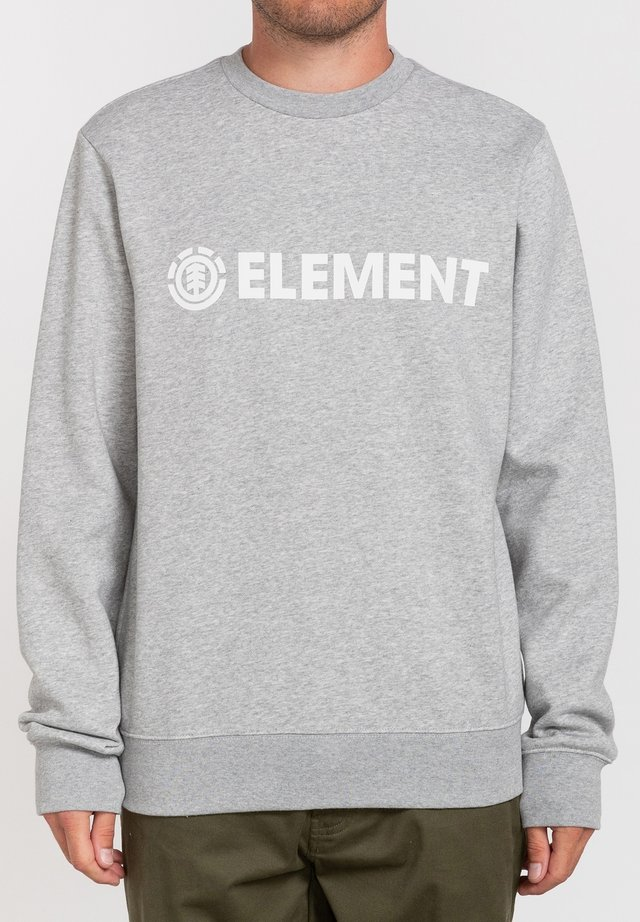 BLAZIN - Sweater - grey heather