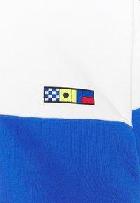 Nike Sportswear - REISSUE FAIRLEAD CREW - Sweatshirt - sail/game royal - 5