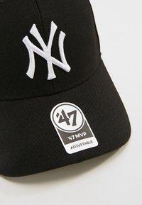 '47 - NEW YORK YANKEES - Cap - black - 4