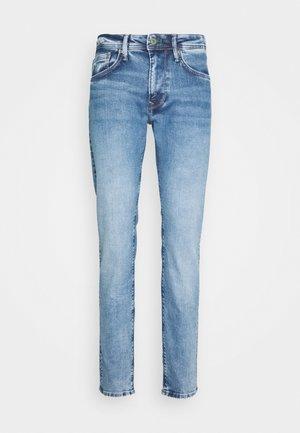 STANLEY - Straight leg jeans - blue denim