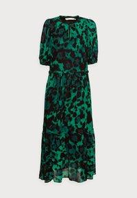 InWear - YASMEEN LONG DRESS - Maxi dress - green - 4