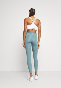 Under Armour - FLY FAST - Leggings - lichen blue - 2