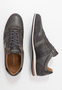 Pantofola d'Oro - ASIAGO UOMO - Trainers - dark shadow - 1