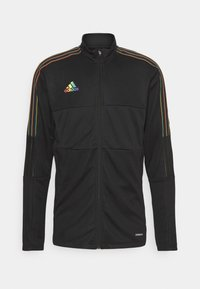 adidas Performance - TIRO PRIDE - Giacca sportiva - black - 3
