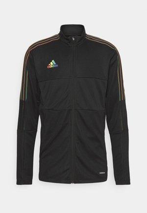 TIRO PRIDE - Sportovní bunda - black