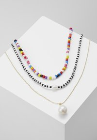 Leslii - 3 PACK - Collier - gold-coloured - 0