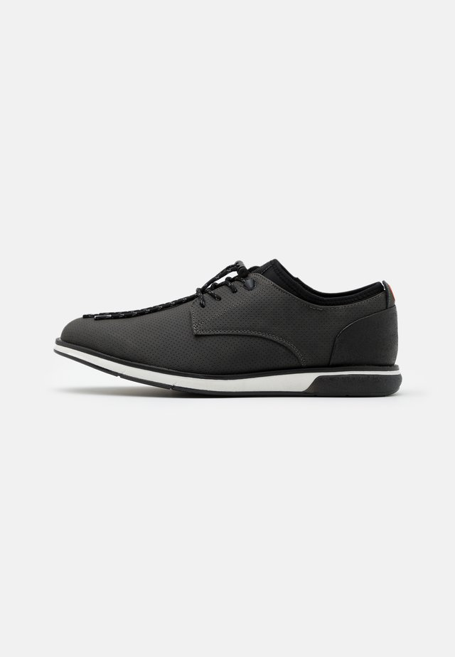GAYLIAN - Casual lace-ups - black