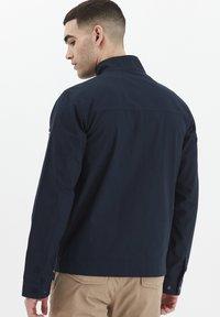 Solid - Light jacket - insignia blue - 2