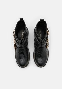 Miss Selfridge - BORN - Cowboy/biker ankle boot - black - 5