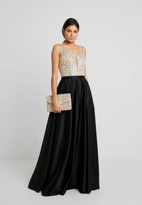 Mascara - Společenské šaty - black/nude - 2