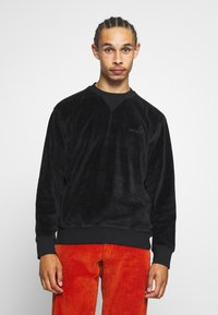Carhartt WIP - UNITED SCRIPT - T-shirt à manches longues - black - 0