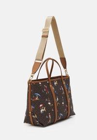 MICHAEL Michael Kors - TOTE - Handbag - brown/multi - 2