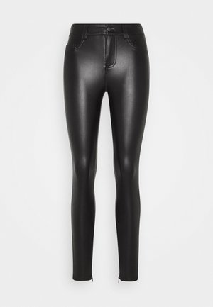 ONLHOLLY PANT - Trousers - black