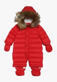 Bomboogie - Snowsuit - chily red - 0