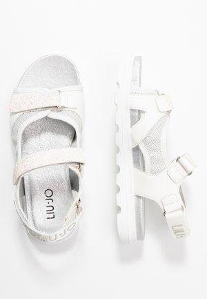 INGRID  - Sandals - milk
