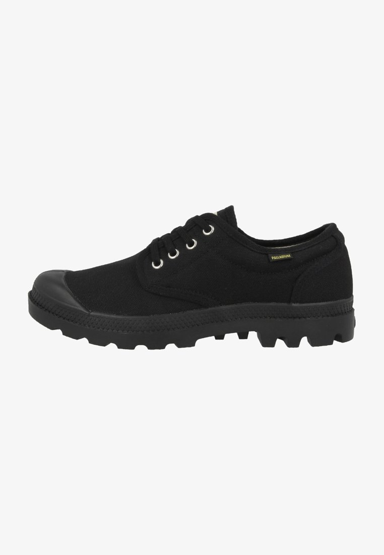 Palladium - VEGAN PAMPA OXFORD ORIGINAL UNISEX - Joggesko - black