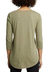 Esprit - Long sleeved top - light khaki - 5