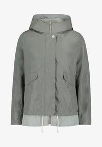 Amber & June - MIT KAPUZE - Waterproof jacket - sedona sage - 3