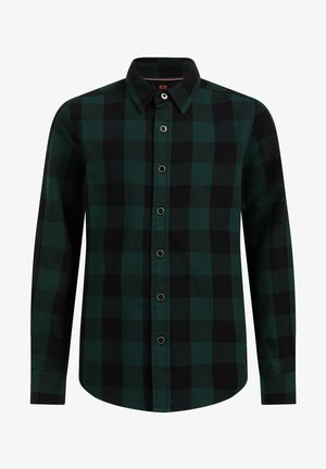 GERUIT  - Košile - dark green