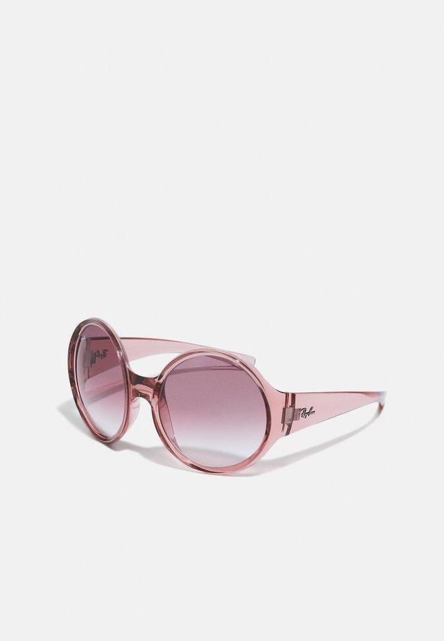 Occhiali da sole - transparent pink