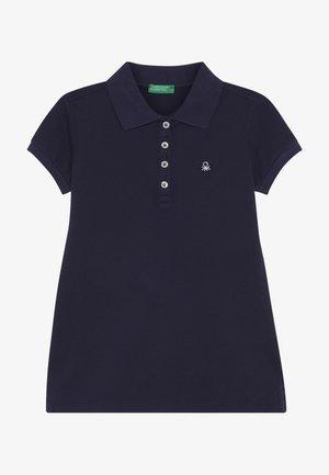 BASIC - Polo - dark blue/dark blue