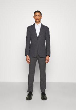 JARL - Suit - dark grey melange
