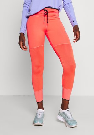 AIR - Tights - magic ember/reflective silver