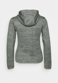 Icepeak - ARLEY - Fleece jacket - dark green - 1