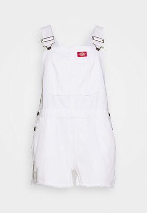 ROOPVILLE - Dungarees - white
