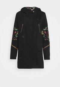 Desigual - Classic coat - black - 4