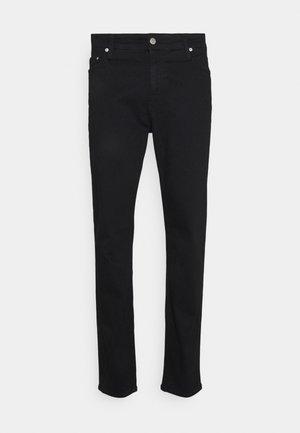SKINNY TAPER - Jeans slim fit - denim black