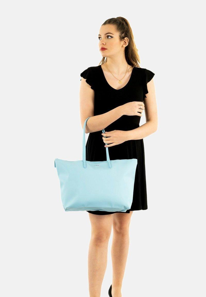 Lacoste - Handbag - bleu